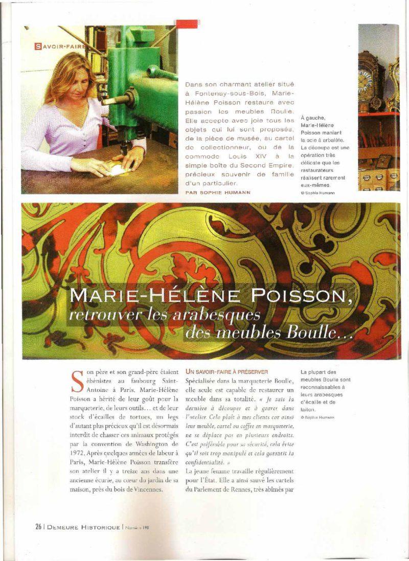 Atelier Marie-Hélène Poisson