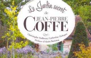 Extrait du livre Le Jardin Secret de Jean-Pierre Coffe - Atelier Marqueterie Paris MHP