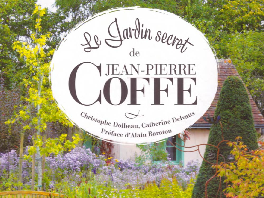 Extrait le jardin secret de jean pierre coffe atelier for Le jardin secret livre