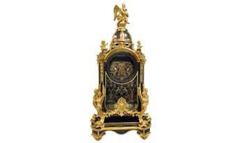 Restauration d'une pendule Louis XIV - Atelier MHP
