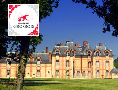 Retrouvez-moi en Avril au château de Grosbois