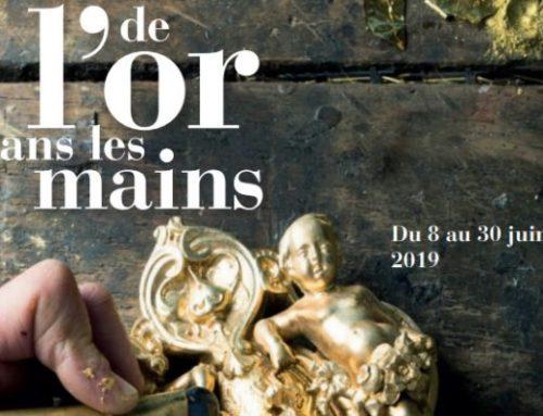 Retrouvez-moi à Vendôme du 8 au 30 juin 2019